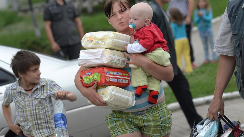 Госдеп США не верит информации ООН о числе беженцев с Украины