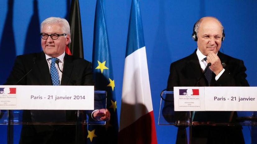 Европейские министры не поедут в Брюссель и продолжат переговоры в Киеве