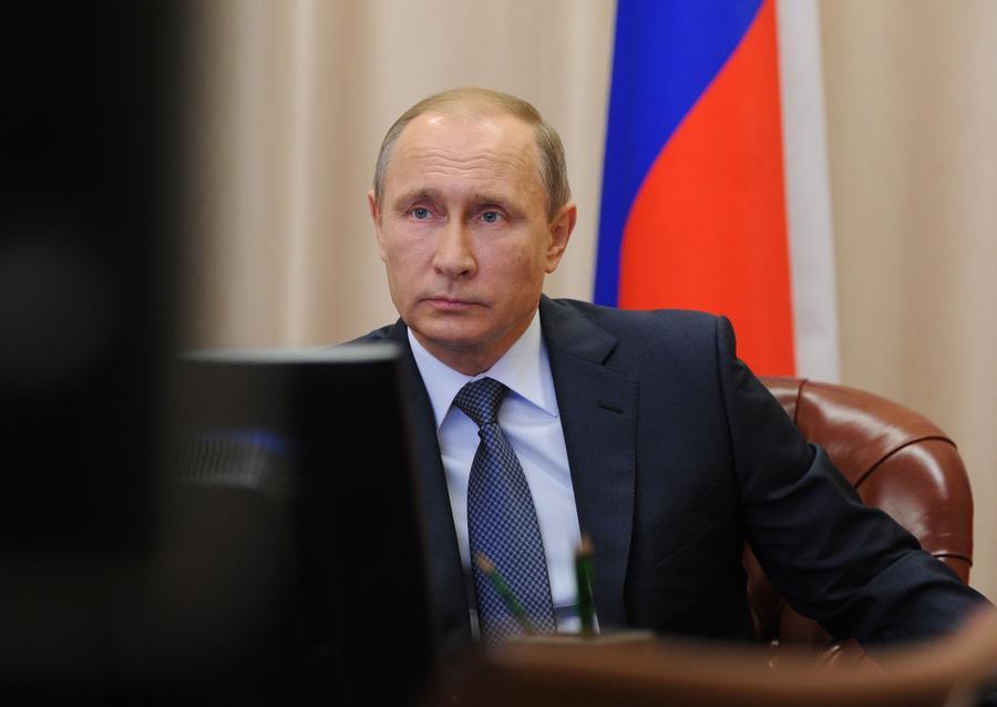 Заявление Владимира Путина по крушению российского Су-24 в Сирии