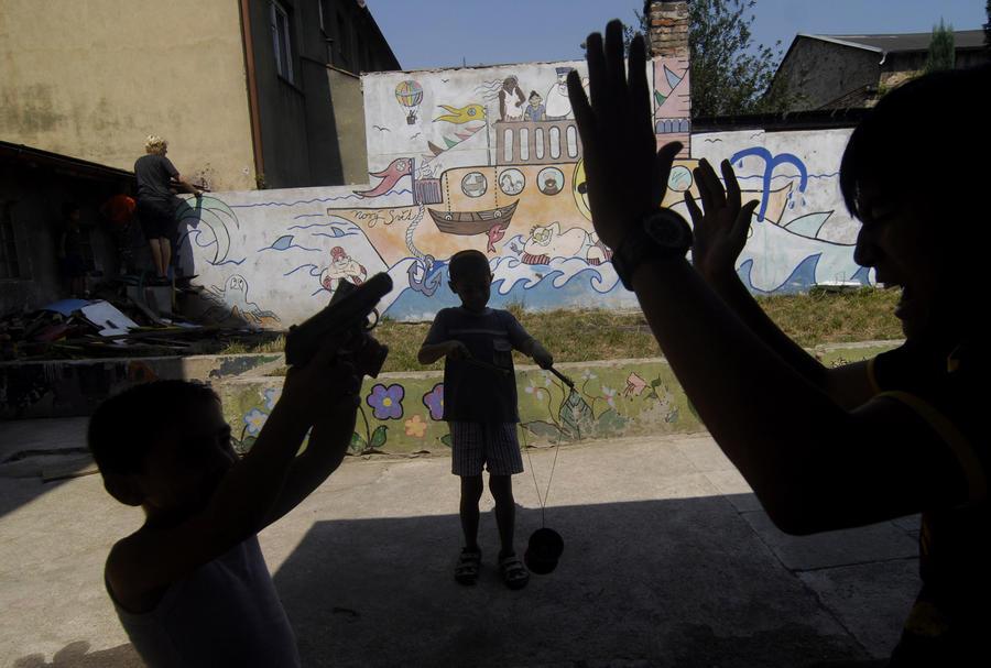В Сан-Паулу запретили производство и продажу игрушечного оружия
