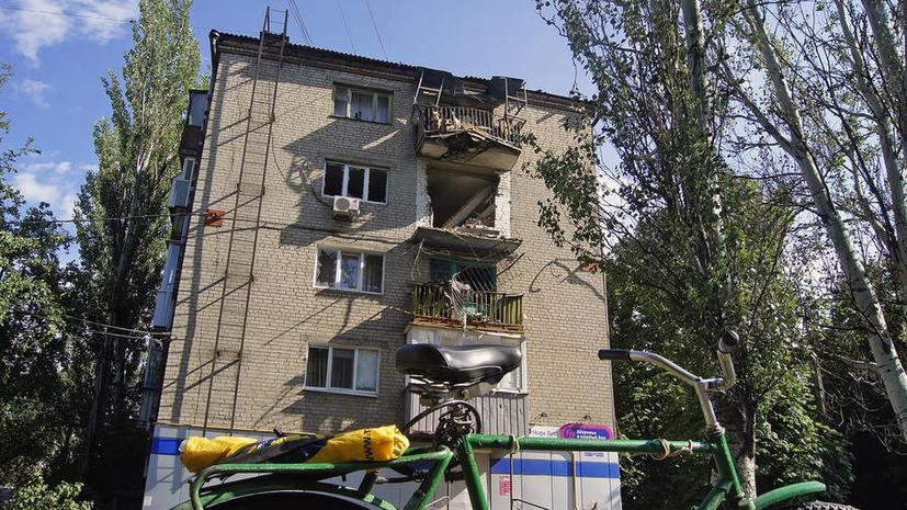 Press TV: Украинские силовики предрекают долгую войну с ополчением юго-востока