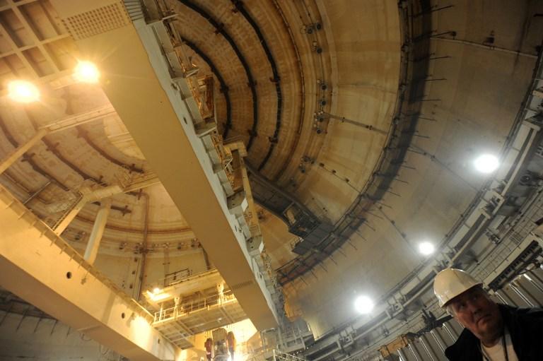 В Тверской области произошло аварийное отключение  блока Калининской АЭС