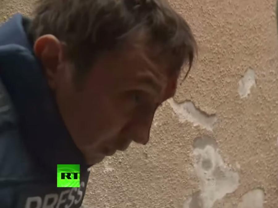 Владимир Путин наградил медалью «За отвагу» сотрудников RT, попавших под обстрел в Сирии