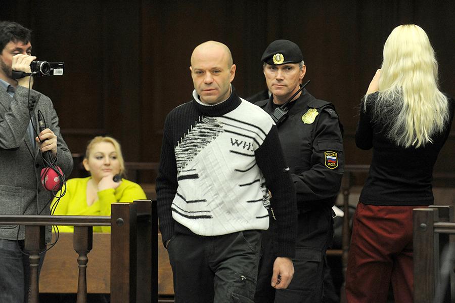 Организатор убийства Политковской получил 11 лет колонии строгого режима