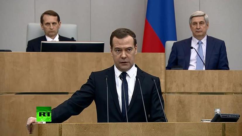 Дмитрий Медведев: Ситуация стабилизируется, но иллюзий быть не должно