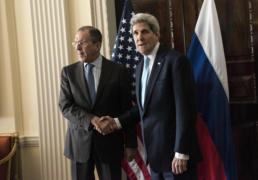 МИД РФ: Сергей Лавров вновь подтвердил Джону Керри принципиальную позицию России по референдуму в Крыму