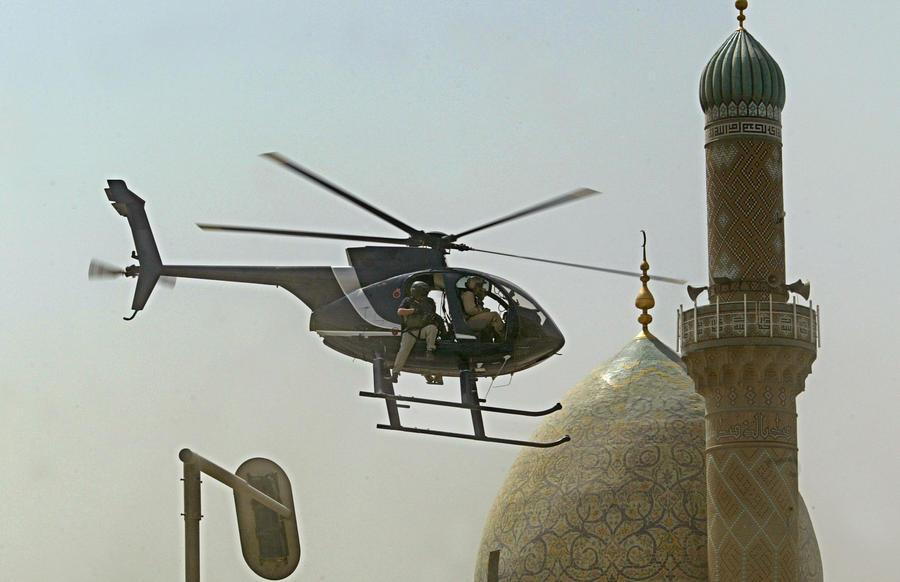 США шпионят за правительством Асада с целью получения информации о боевиках «Исламского государства»