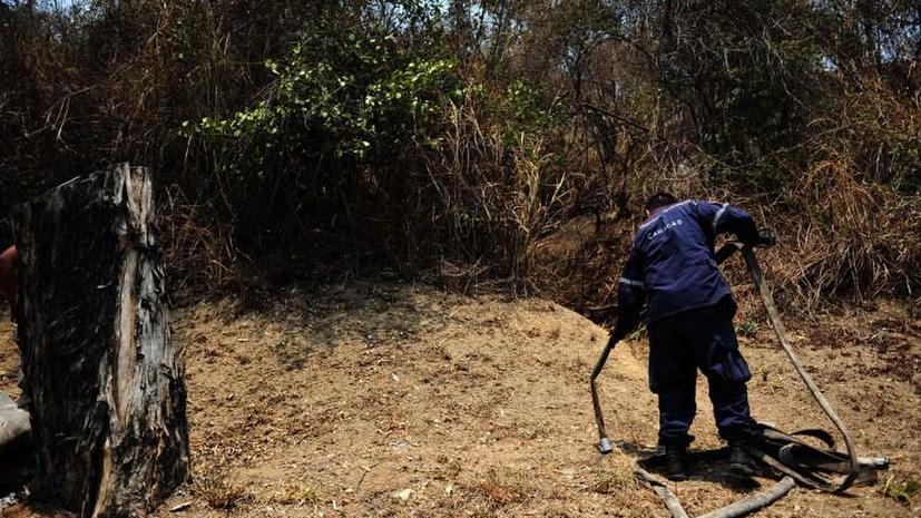 Страшная засуха в Венесуэле может привести к подаче воды раз в четыре дня