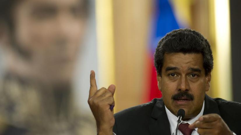 Мадуро обвинил Каприлеса в смертях семи демонстрантов и запретил новый марш