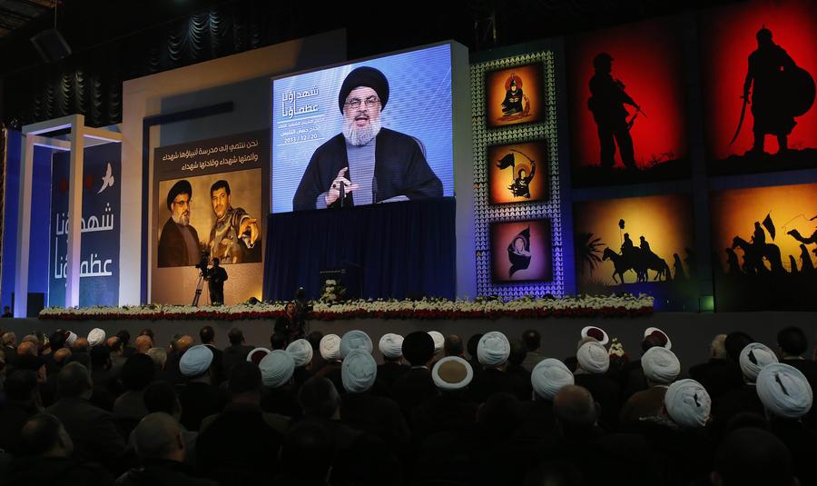 Лидер движения «Хезболла» призвал арабский мир прекратить войну в Сирии