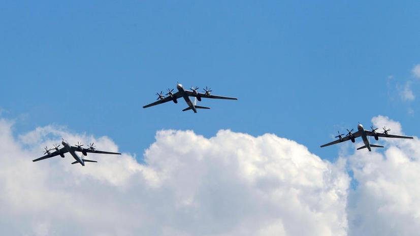 Американские СМИ обеспокоены активностью российских ВВС