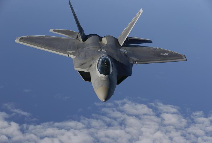 СМИ: У «лучших стрелков» ВВС США есть слабое место