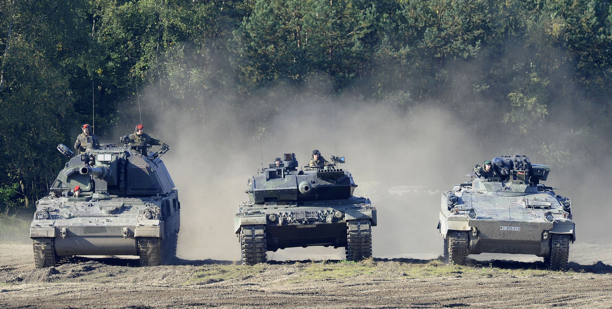 Германия удвоила поставки оружия в страны Персидского залива