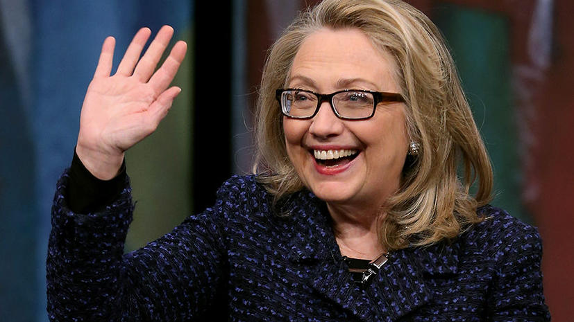 Клинтон подвела итоги своей работы на русском направлении