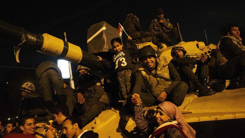 Египетская армия отложила национальный диалог