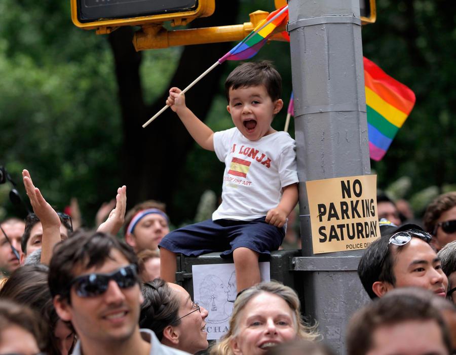 В Нью-Йорке откроют среднюю школу для геев