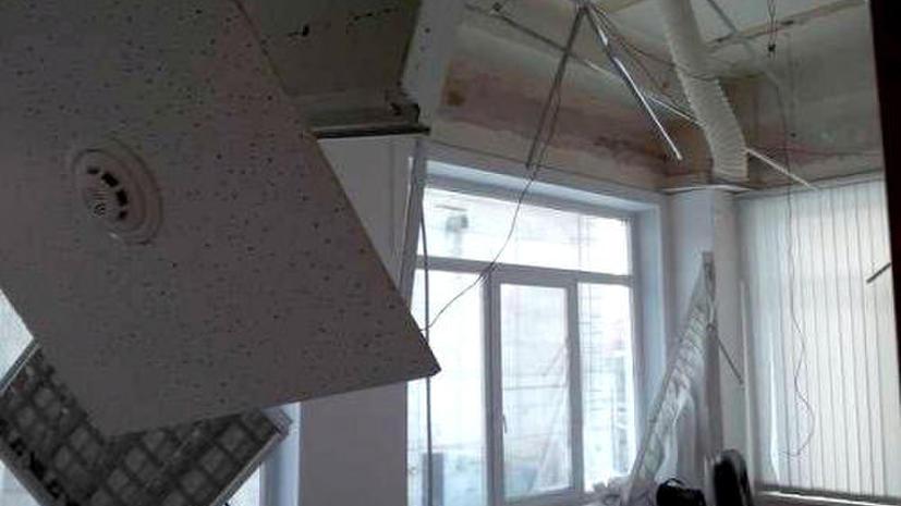 В больницах Урала освобождают койки, в соцсетях опубликованы фото разрушений