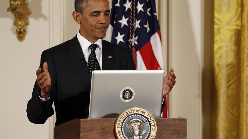 NYT: Российские хакеры взломали электронную почту Барака Обамы