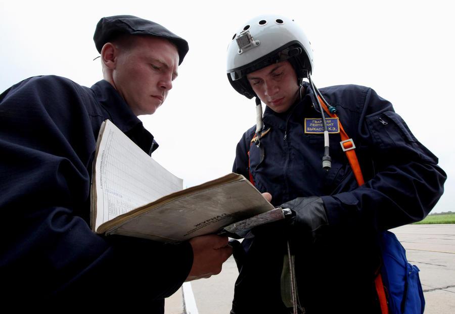 На российской авиабазе в Киргизии усилили меры профилактики против бубонной чумы