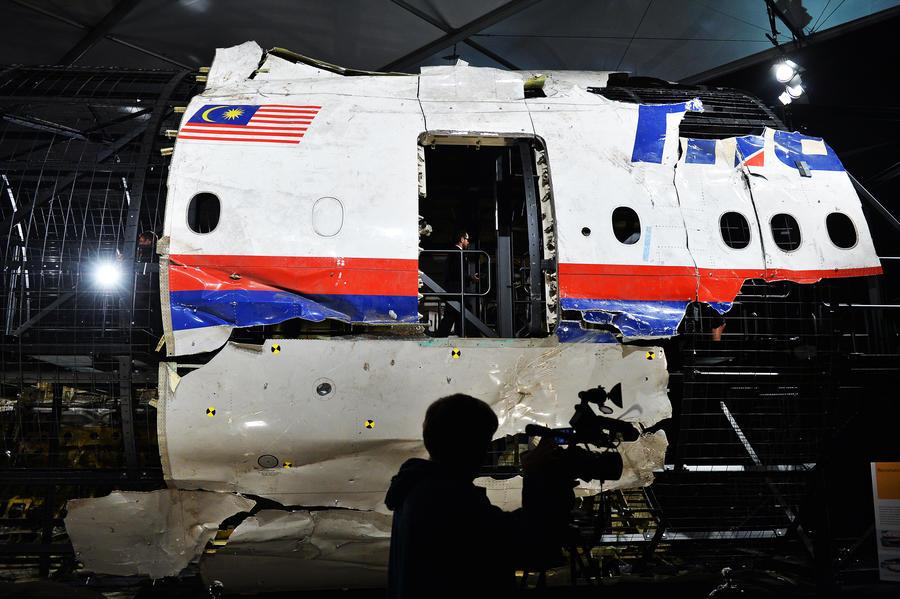 Росавиация ответила на призыв родственников жертв MH 17 опубликовать радиолокационные данные