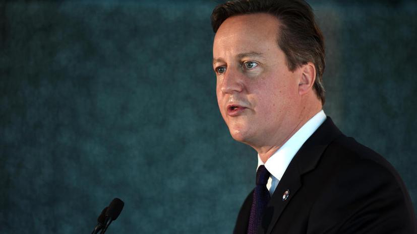 Дэвид Кэмерон: Великобритания может выйти из ЕС, если ей не позволят ограничить приток мигрантов
