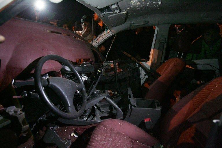 Перестрелка в Лас-Вегасе закончилась автокатастрофой: трое погибших
