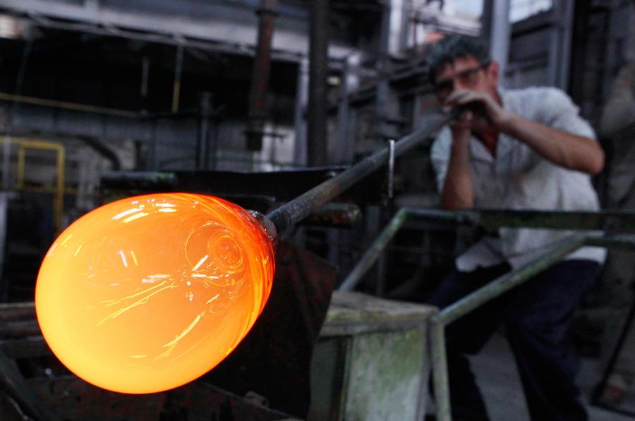 Знаменитый Гусевской хрустальный завод положит начало «Городу мастеров»