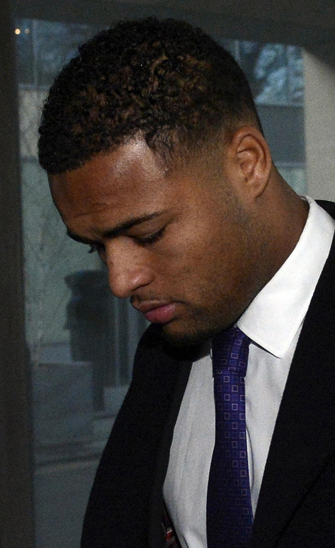 Футболиста «Манчестер Сити» случайно выпустили из тюрьмы