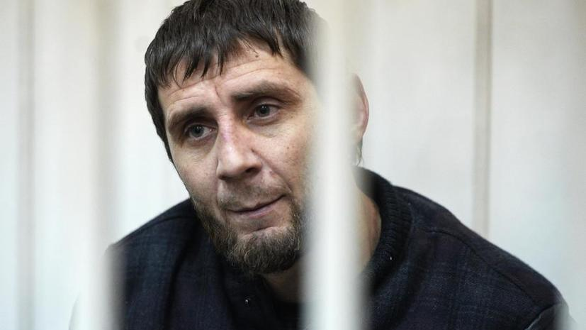 СК РФ: Заур Дадаев дал показания против себя и других задержанных по делу об убийстве Бориса Немцова