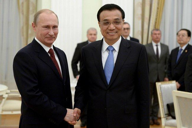 СМИ: Россия и Китай заключили идеальный геополитический союз