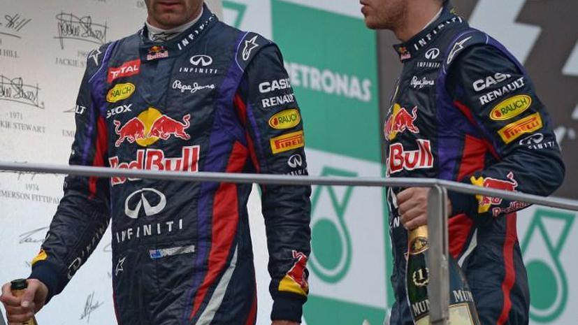 Себастьян Феттель одновременно стал героем и антигероем этапа Формулы-1 в Куала-Лумпуре