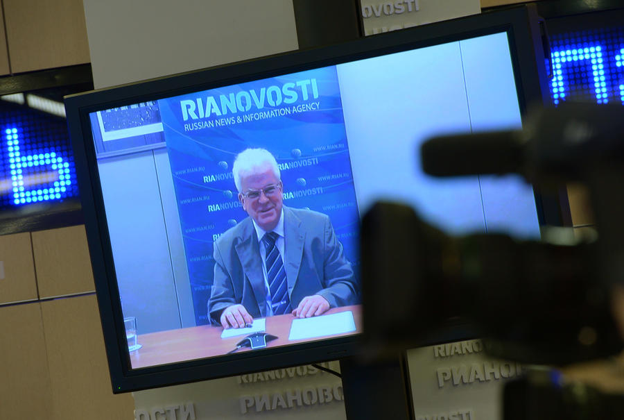 Постпред РФ при ЕС: Правда о событиях на Украине постепенно пробивает себе дорогу