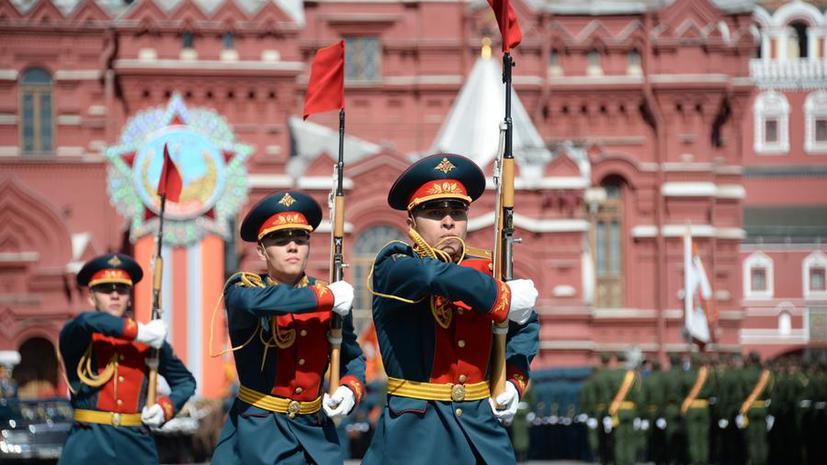 9 мая: В России сегодня отмечают 70-летие победы в Великой Отечественной войне