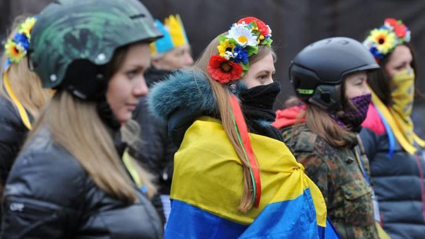 Большинство украинских СМИ полностью отражают позицию самопровозглашённых властей