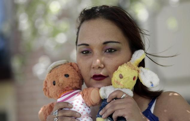 Российскую сироту бросили американские приёмные родители
