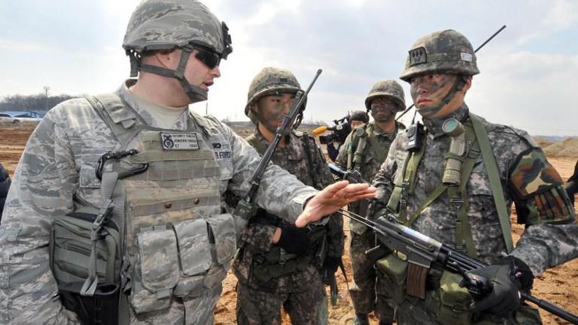 США и Южная Корея договорились об ответном ударе по КНДР