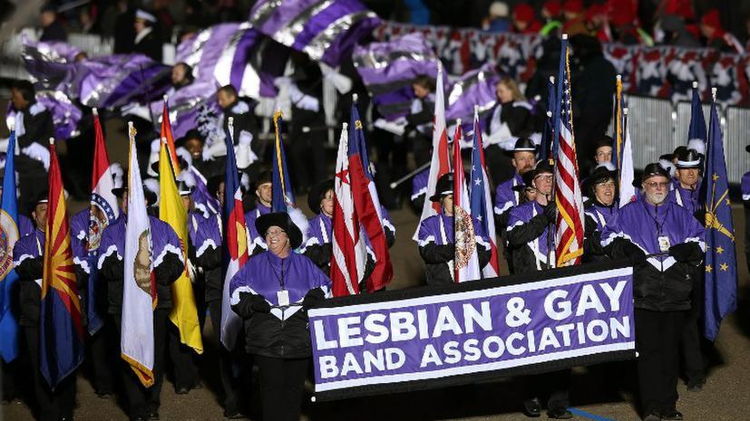 Американские консерваторы: у геев достаточно прав и бороться им не за что