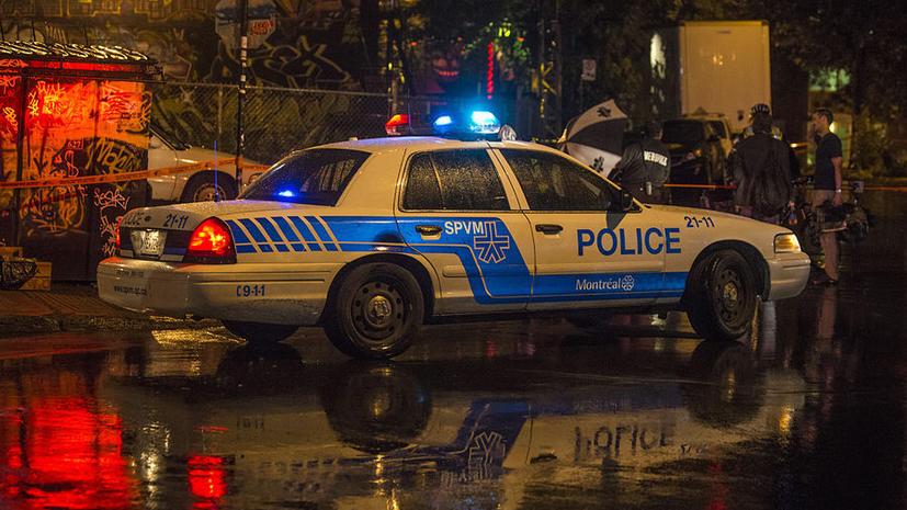 Канадские индианки все чаще становятся жертвами насилия со стороны полицейских