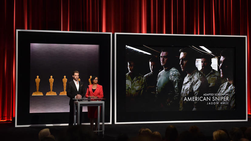 Новый фильм Клинта Иствуда «Американский снайпер» вызвал шквал критики за прославление войны