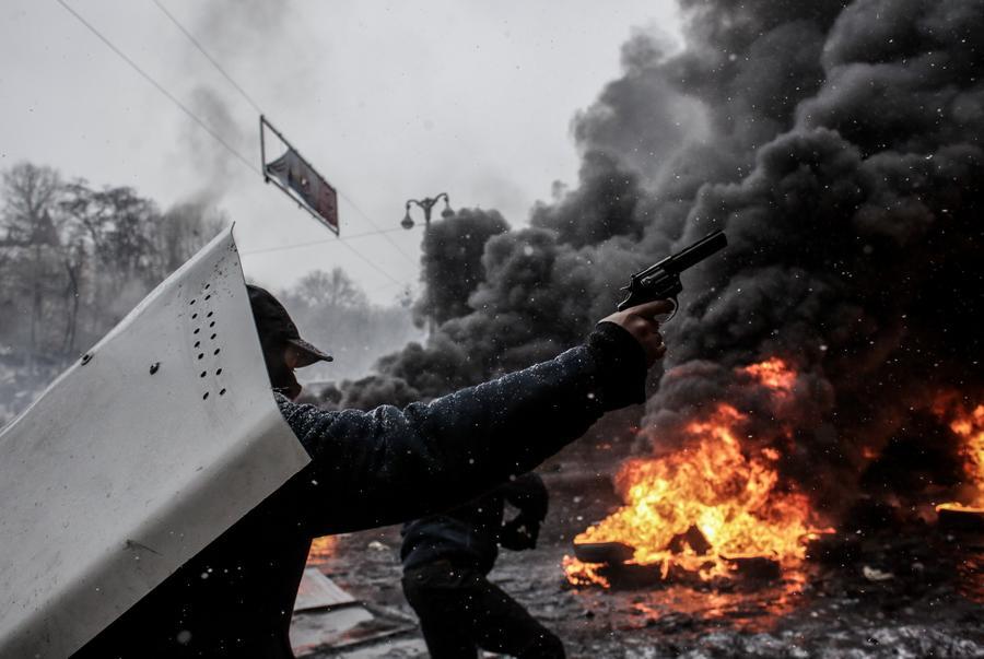 Украинские националисты предлагают разрешить свободное владение оружием