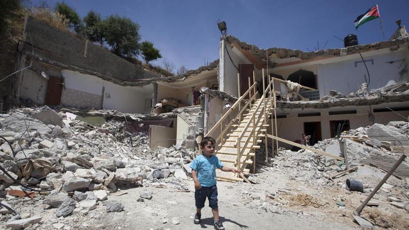 Израиль планирует построить 1 тыс. новых домов на территории Восточного Иерусалима
