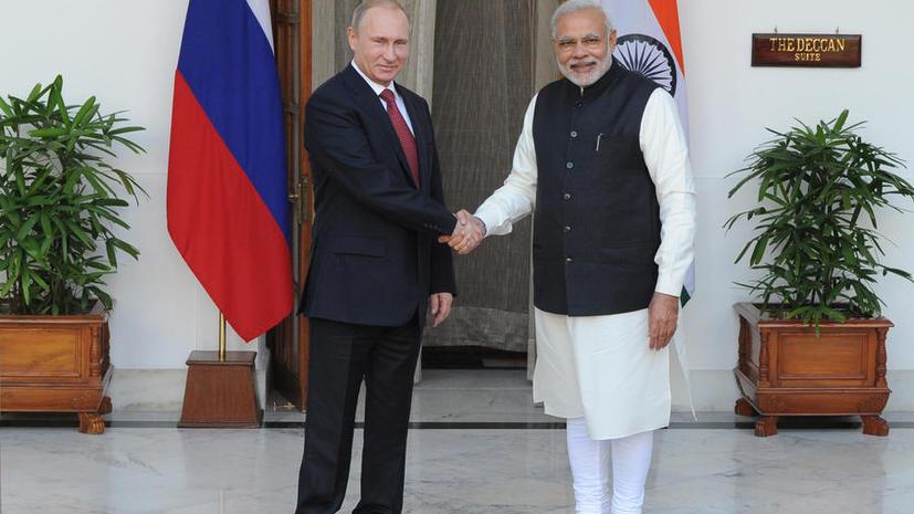 Россия и Индия подписали соглашение о строительстве двух энергоблоков АЭС «Куданкулам»