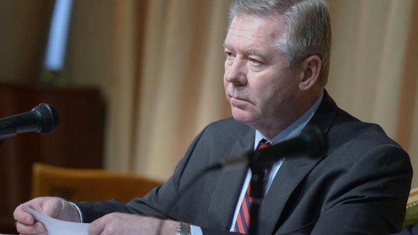 МИД РФ: Западные страны пытаются замалчивать одесскую трагедию