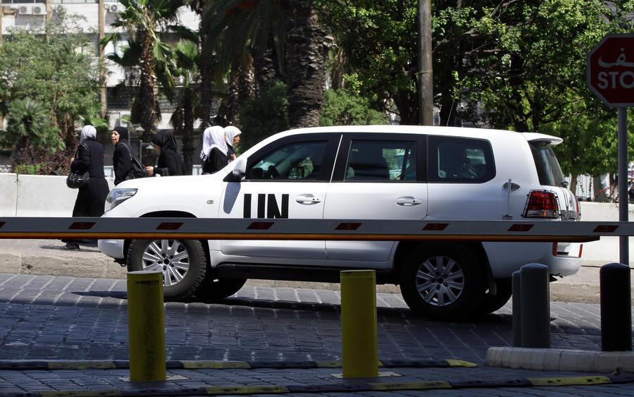 Генсек ООН потребовал предоставить экспертам по химоружию полный доступ к местам предполагаемых атак в Сирии