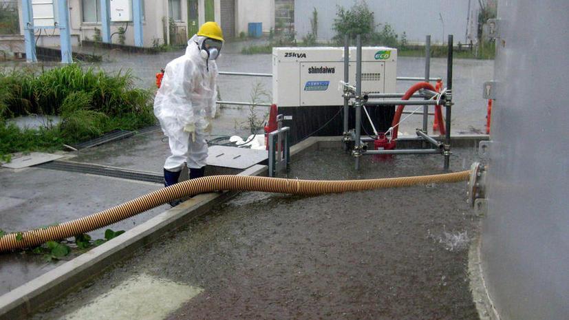 Тысяча тонн радиоактивной воды с АЭС «Фукусима-1» сброшена в океан