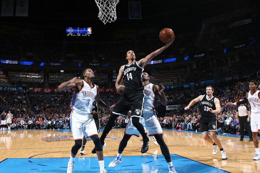 НБА: «Бруклин Нетс» одержал победу в гостях и продолжает борьбу за попадание в плей-офф