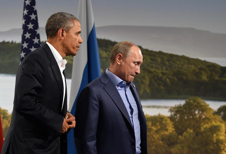 Вашингтон: Двухсторонняя встреча Обамы и Путина на саммите G20 не запланирована