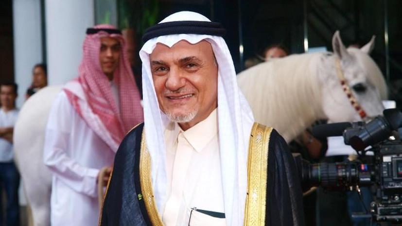 Экс-глава саудовской разведки: США и Великобритания недостаточно помогли сирийской оппозиции