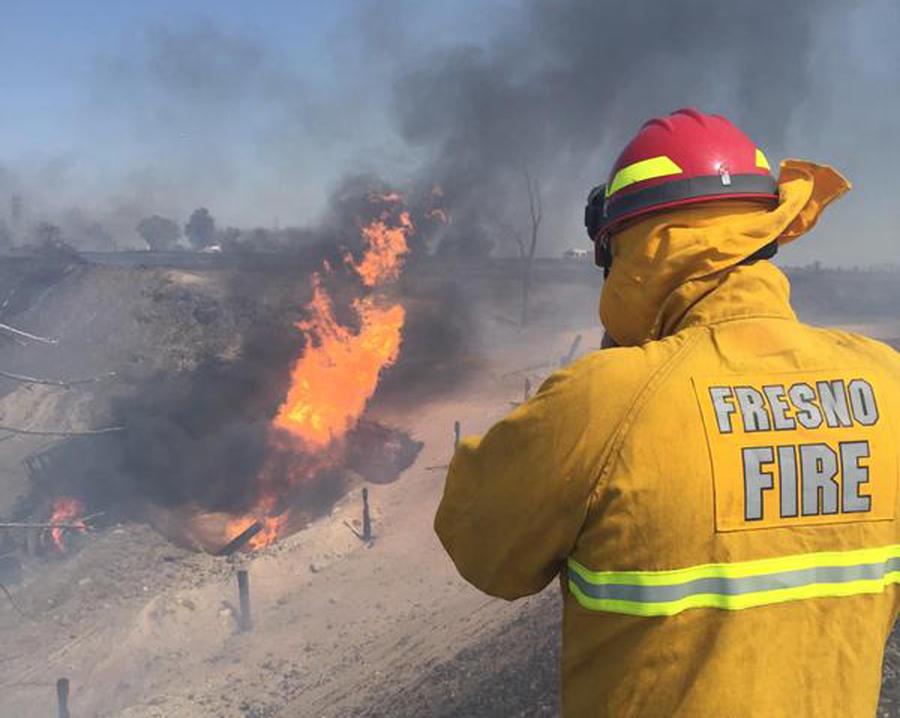 15 человек пострадали при прорыве газопровода в Калифорнии