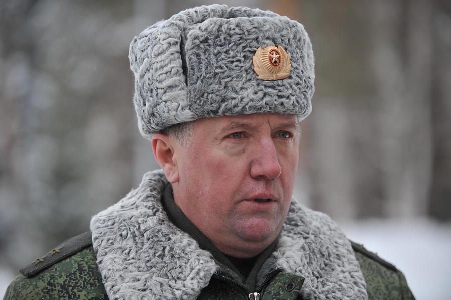 СМИ: Главком сухопутных войск Вооружённых сил РФ отправлен в отставку в связи с обвинением в коррупции